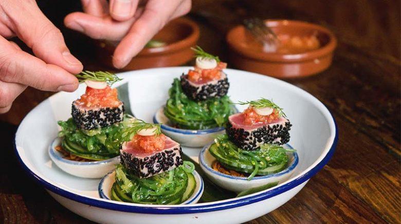 อาหารไทยใน ลอนดอน